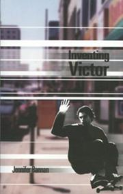 INVENTING VICTOR by Jennifer Bannan