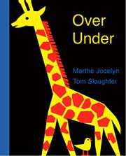 Book Cover for OVER UNDER