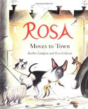 Cover art for ROSA MOVES TO TOWN