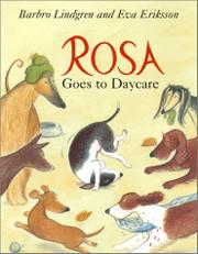 Cover art for ROSA GOES TO DAYCARE