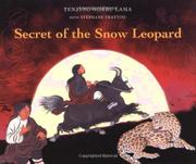 Cover art for SECRET OF THE SNOW LEOPARD
