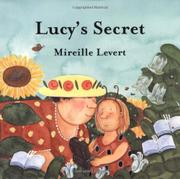 Cover art for LUCY'S SECRET
