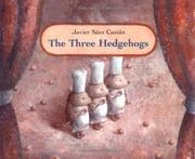 Cover art for THE THREE HEDGEHOGS