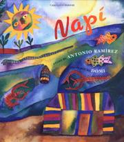 Cover art for NAPÍ