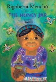Book Cover for THE HONEY JAR