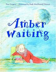 Cover art for AMBER WAITING