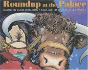 ROUNDUP AT THE PALACE by Kathleen Cook Waldron