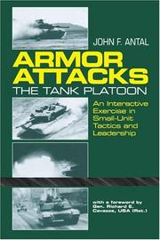 ARMOR ATTACKS by John F. Antal