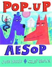 Book Cover for POP-UP AESOP