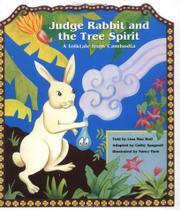 JUDGE RABBIT AND THE TREE SPIRIT by Lina Mao Wall
