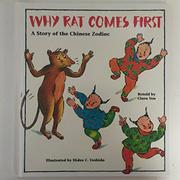 WHY RAT COMES FIRST by Clara Yen