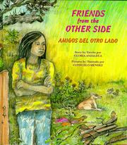 FRIENDS FROM THE OTHER SIDE by Gloria Anzaldúa