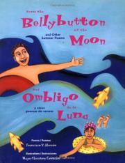Book Cover for FROM THE BELLYBUTTON OF THE MOON