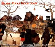 BEARS MAKE ROCK SOUP by Lise Erdrich