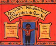Book Cover for QUINITO'S NEIGHBORHOOD/EL VECINDARIO DE QUINITO