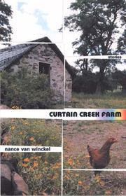 CURTAIN CREEK FARM by Nance Van Winckel