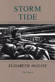 STORM TIDE by Elizabeth Ogilvie