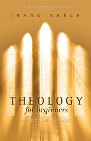 THEOLOGY FOR BEGINNERS by F.J. Sheed