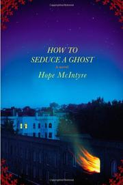 Cover art for HOW TO SEDUCE A GHOST