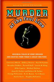 MURDER AT THE FOUL LINE by Otto Penzler