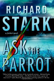 ASK THE PARROT by Richard Stark