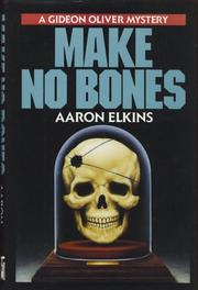 Book Cover for MAKE NO BONES