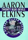 TWENTY BLUE DEVILS by Aaron Elkins