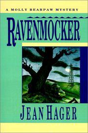 RAVENMOCKER by Jean Hager