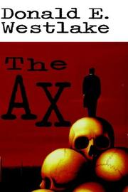 Cover art for THE AX