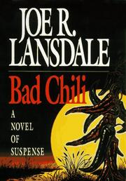 Cover art for BAD CHILI