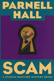 SCAM by Parnell Hall