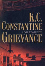 Cover art for GRIEVANCE