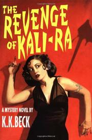 Cover art for THE REVENGE OF KALI-RA