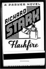 Book Cover for FLASHFIRE