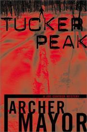 TUCKER PEAK by Archer Mayor