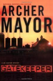 GATEKEEPER by Archer Mayor