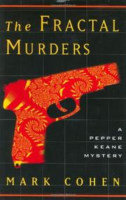 THE FRACTAL MURDERS by Mark Cohen