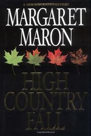 Cover art for HIGH COUNTRY FALL