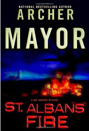 Book Cover for ST. ALBANS FIRE