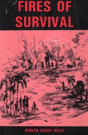 FIRES OF SURVIVAL by Doreen Gandy Wiley