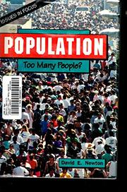 POPULATION by David E. Newton