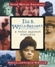 IDA B. WELLS-BARNETT by Patricia C. McKissack