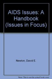 AIDS ISSUES by David E. Newton