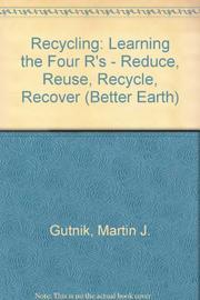 RECYCLING by Martin J. Gutnik