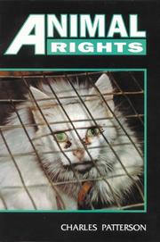 ANIMAL RIGHTS by Charles Patterson