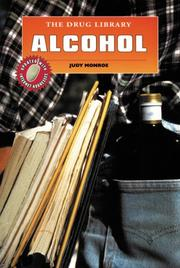 ALCOHOL by Judy Monroe