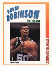 DAVID ROBINSON by Glen Macnow