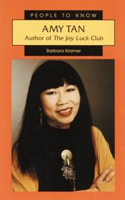 AMY TAN by Barbara Kramer
