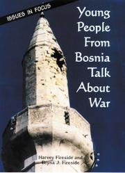 Book Cover for YOUNG PEOPLE FROM BOSNIA TALK ABOUT WAR