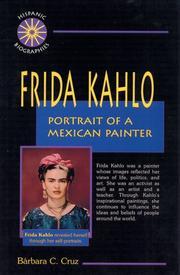 FRIDA KAHLO by Bárbara C. Cruz